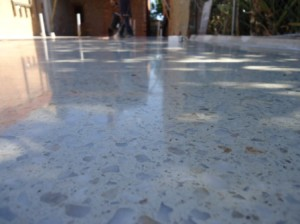 Polished Concrete Flooring Finishes