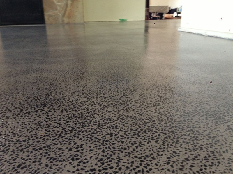 polished concrete Mt Eliza