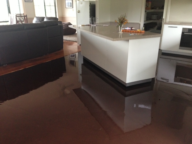 Gloss Polyurethane Polished Concrete Coating