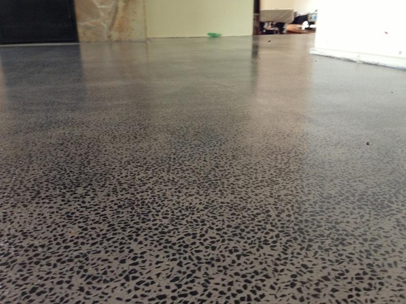 polished concrete Mt Eliza